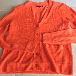 J. Crew sweater Cardigan size Small button up